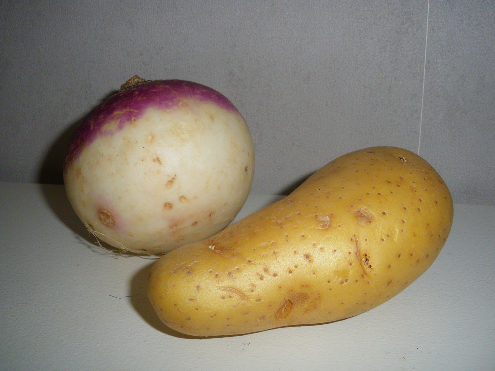 Navet pomme de terre