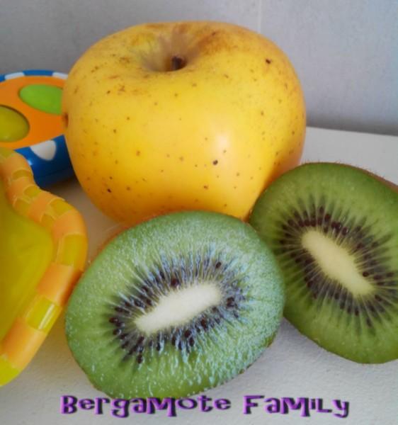 compote pomme kiwi