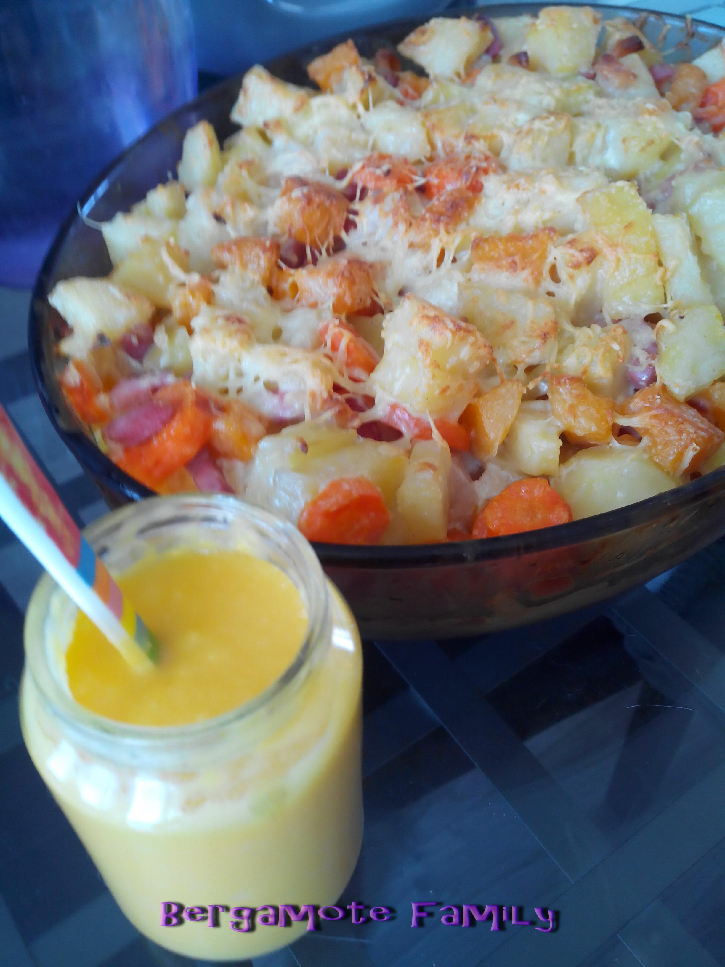 repas famille rutabaga