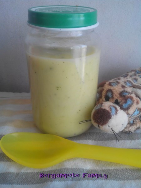 Courgette fenouil PDT dinde et persil