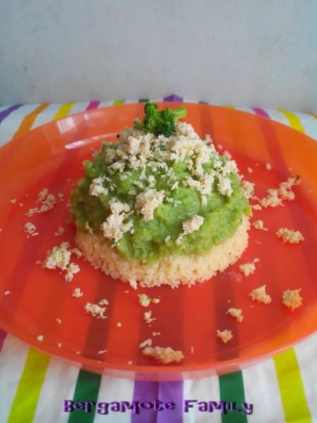 couscous vert au poulet