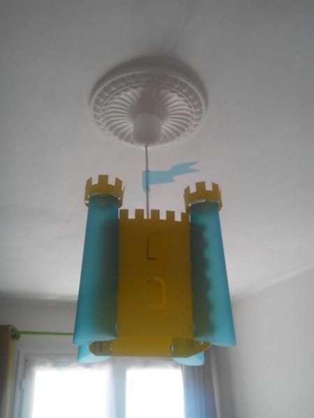 luminaire chateau