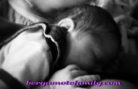 bebe 4 mois micro sieste