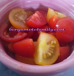 clafoutis de tomates cerises 1