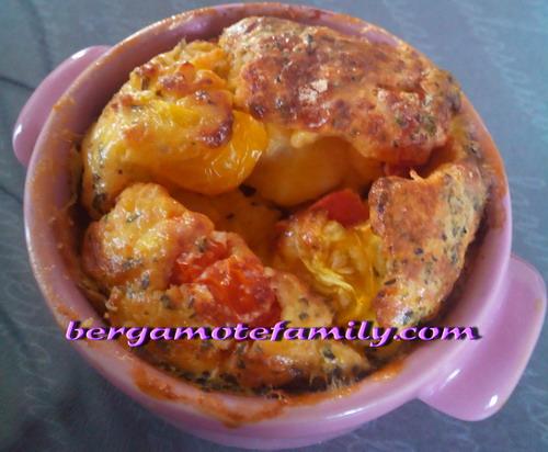 clafoutis de tomates cerises 4