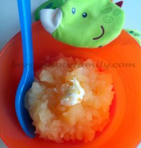 dessert de pomme gingembre