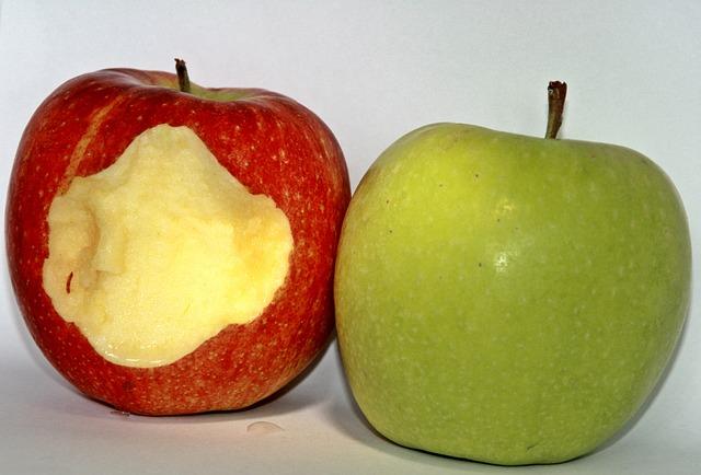 cuisiner les pommes pour b b quelles vari t s utiliser. Black Bedroom Furniture Sets. Home Design Ideas