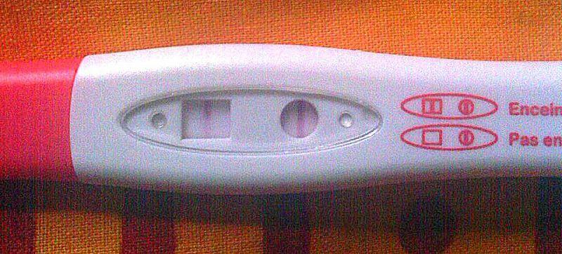 test grossesse 3