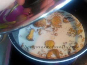 Pâte de châtaignes et noix - Bergamote Family