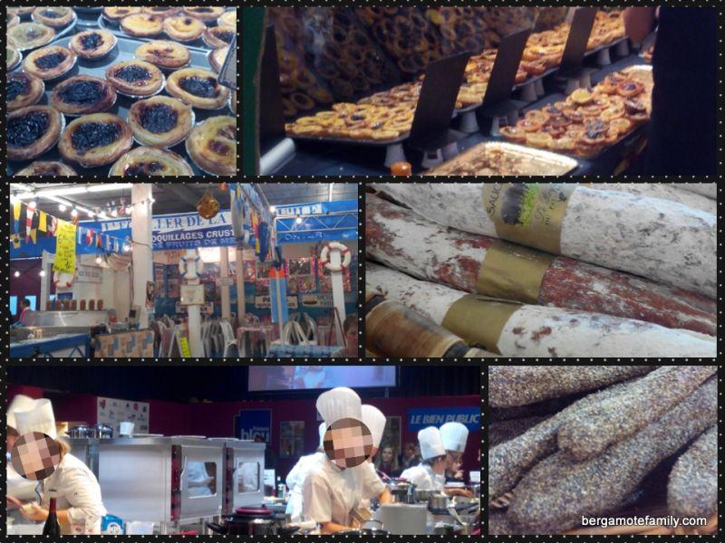 foire gastronomique Dijon stands