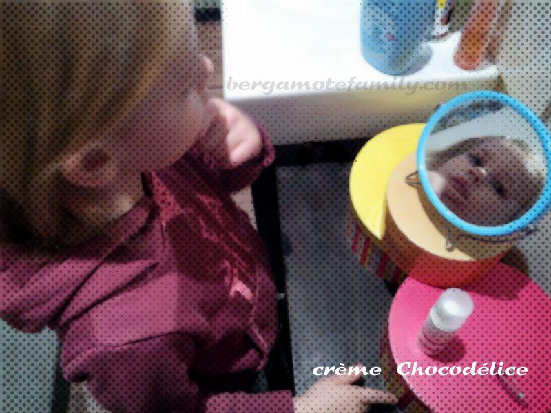 Fée Bergamote Crème chocodélice