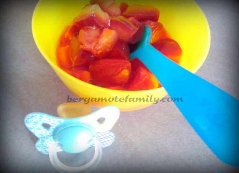 prune au miel et romarin 3