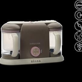 robots de cuisine pour bébé : Babycook-Duo-(Poudr+®-rose)_1