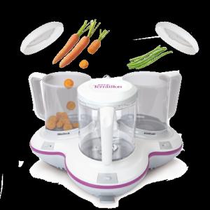 robots de cuisine pour bébé : petit terraillon