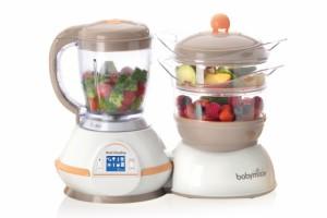 robots de cuisine pour bébé : nutribaby babymoov