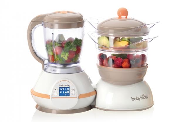 5 robots de cuisine pour b b de grande contenance - Robot de cuisine qui cuit ...
