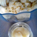 diversification alimentaire DA chou fleur