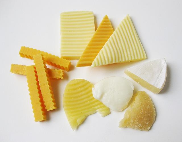 fromages -  diversification alimentaire bébé