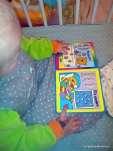 lecture du soir - bergamote family