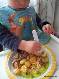 gratin gnoccis dégustation - bergamote family
