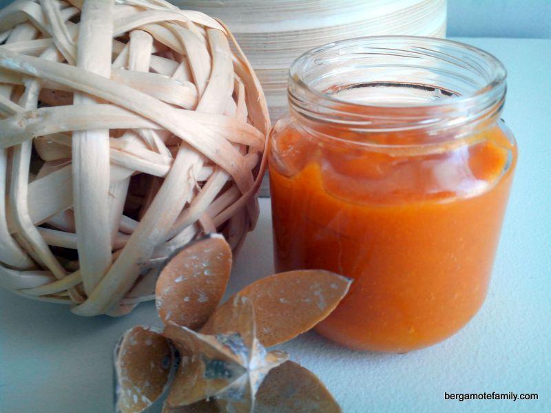 compote pêche abricot - bergamote family (3)