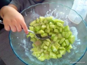 concombre au miel - bergamote family 2
