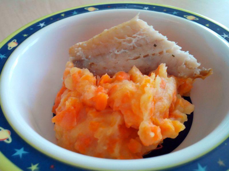 papilotte poisson purée carotte curry - bergamote family (5)