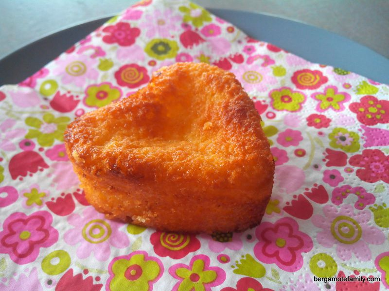 cake au citron - bergamote family