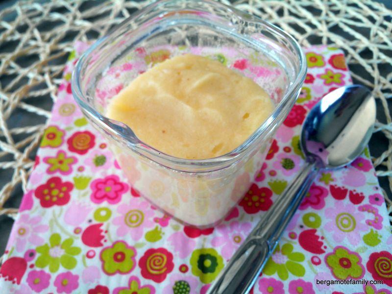 crème de pomme vanillée - bergamote family