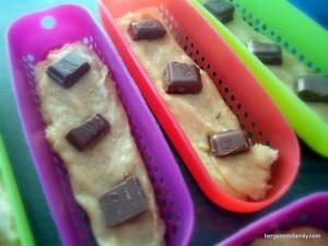 petites brioches au chocolat - bergamote family