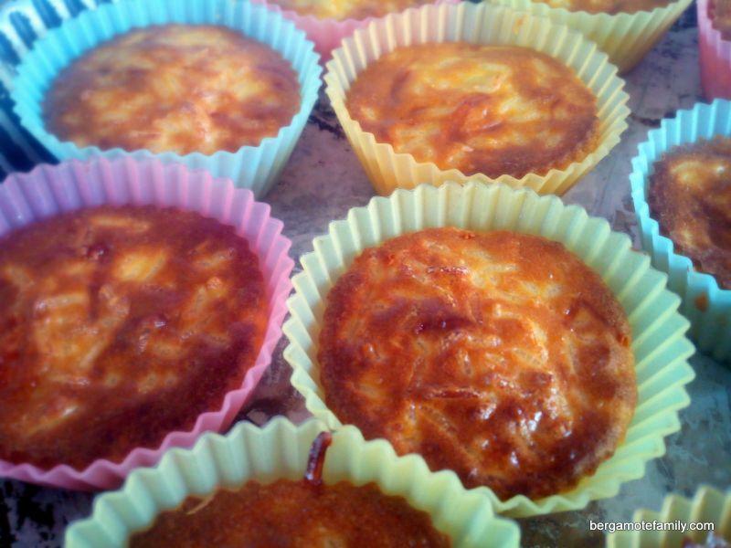 petits gâteaux de riz au potiron (3)