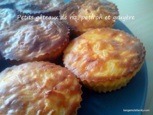 petits gâteaux de riz au potiron (4)