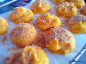 dômes de potiron - bergamote family (2)
