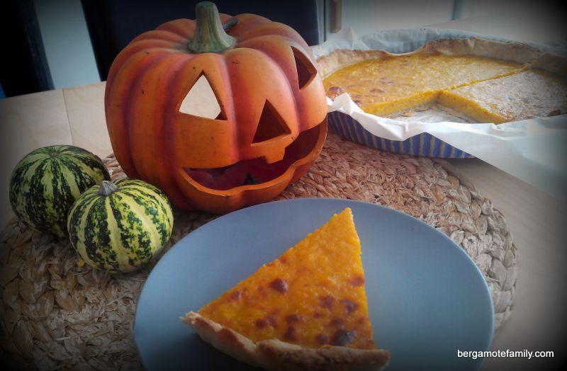 tarte au potiron halloween - bergamote family (2)