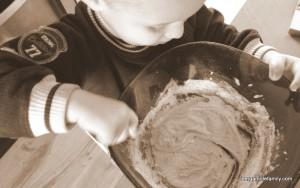 gâteau moelleux orange 4 épices omnicuiseur - bergamote family