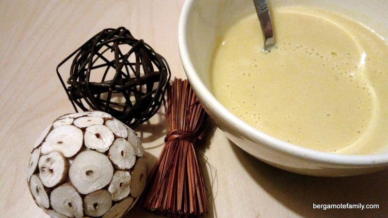 soupe pois cassé potiron - bergamote family