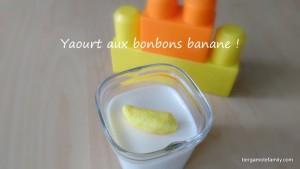 yaourts aux bonbons - bergamote family