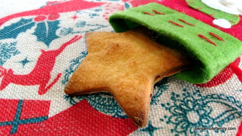 sablés à la clémentine et sucre d'érable - bergamote family (4)