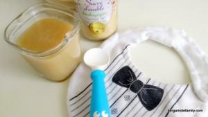compote de poire sucre d'érable - bergamote family (1)