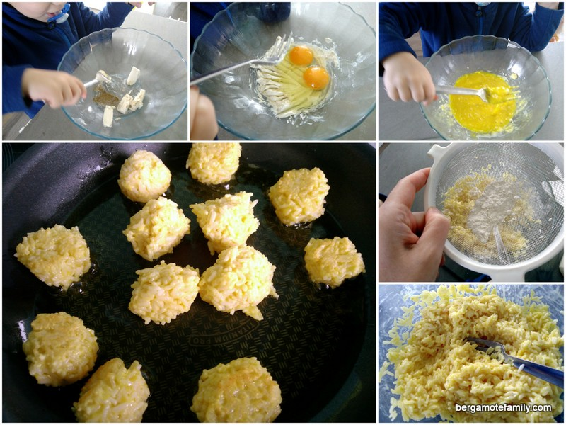 boulettes de riz - bergamote family