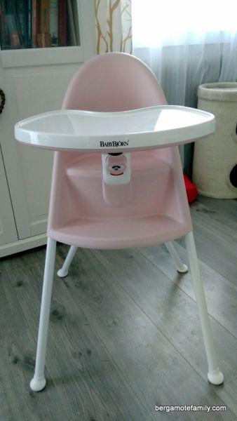 chaise haute Babybjörn - bergamote family (1)