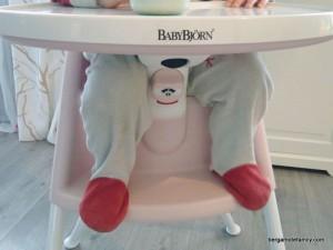 chaise haute Babybjörn - bergamote family (13)