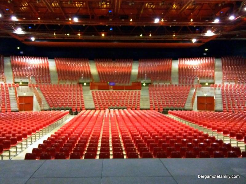 salle spectacle zenith dijon