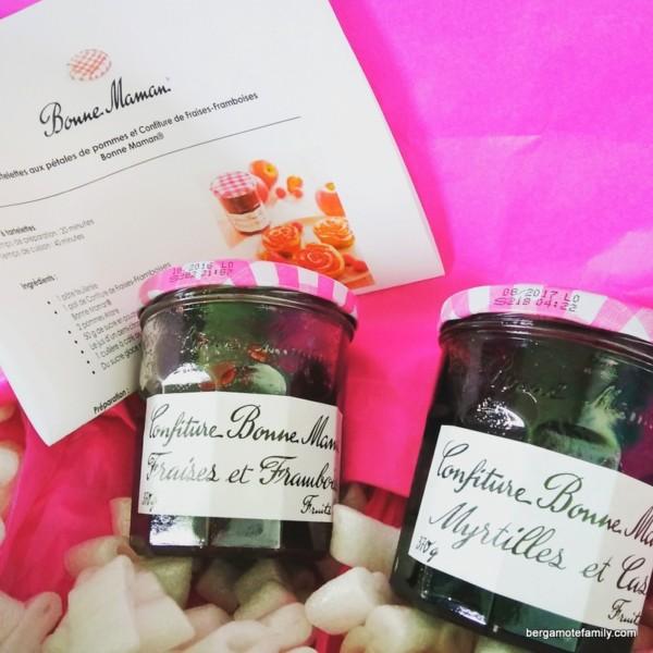 tartelettes au pétales de pomme Bonne Maman - bergamote family (1)