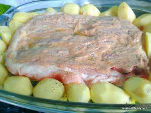 rouelle de jambon de porc moutarde omnicuiseur - bergamote family (1)