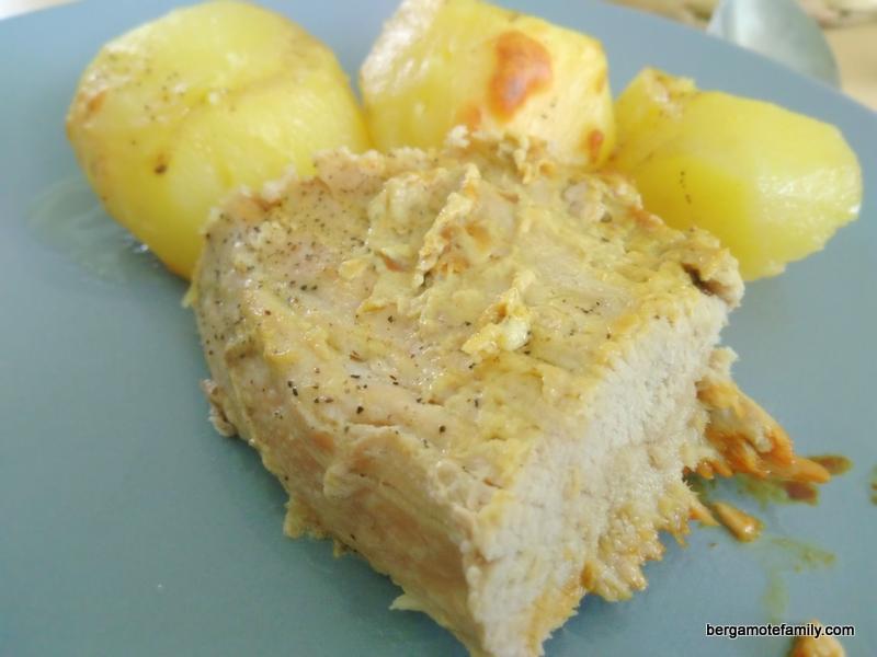rouelle de jambon de porc moutarde omnicuiseur - bergamote family (3)