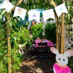 anniversaire sylvanians families – bergamote family (1)