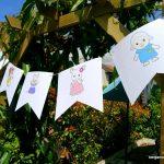 anniversaire sylvanians families – bergamote family (2)
