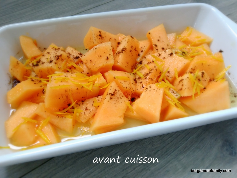 compotée melon - omnicuiseur - bergamote family (1)