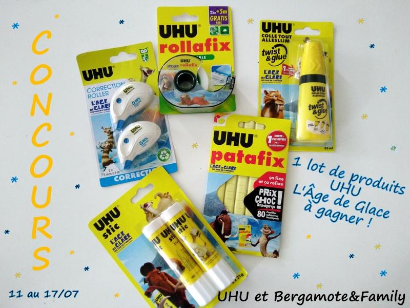 uhu l age de glace - bergamote family (2)